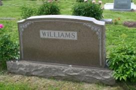 williams-gravestone