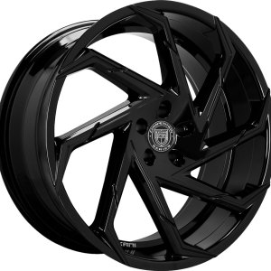 Cyclone Full Black