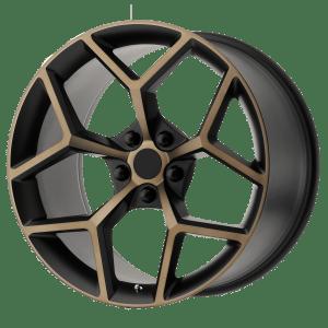 PR126 Black/Bronze