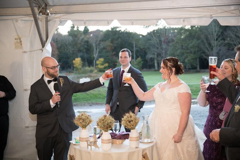 Jon and Michelle's Codman House Wedding!