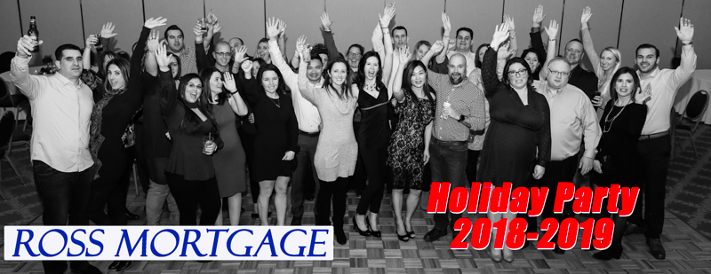 Ross Mortgage - Holiday Party!