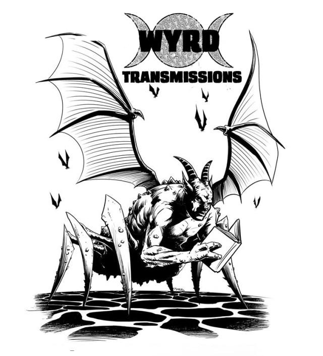 WEIRD TRANSMISSIONS