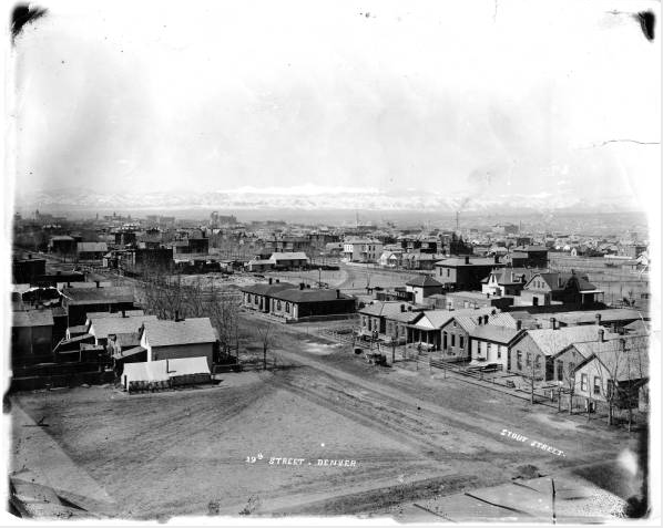 Historic Curtis Park and Denver