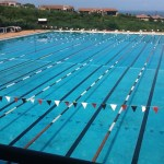 School swimming pool building and maintenance