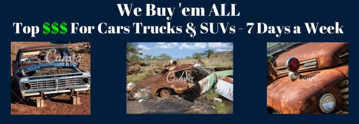 junk car buyer naperville, aurora, il Curtis's Towing & Salvage Inc.