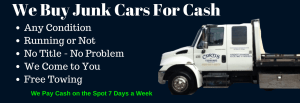 Naperville Junk Car Buyer, Curtis's Towing & Salvage Inc.
