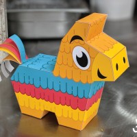Free Printable Mini Piñatas