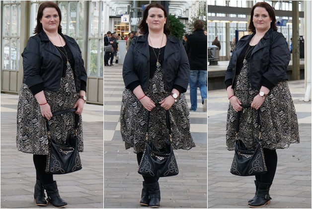 Plussize Outfit | Mix it up!