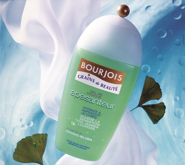 1995 Grains de beaute - About the brand... Bourjois!