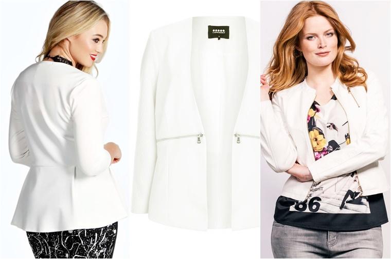 plussize witte blazer 1 - Plussize | 10 x must have witte blazers