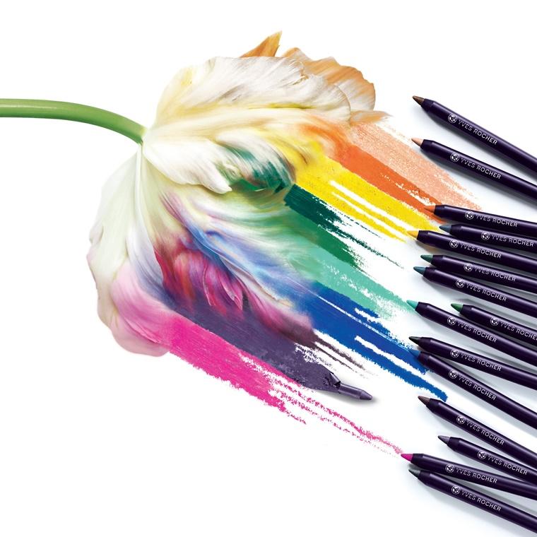 yves rocher botanical color eye pencil 6 - Yves Rocher   Botanical color eye pencil