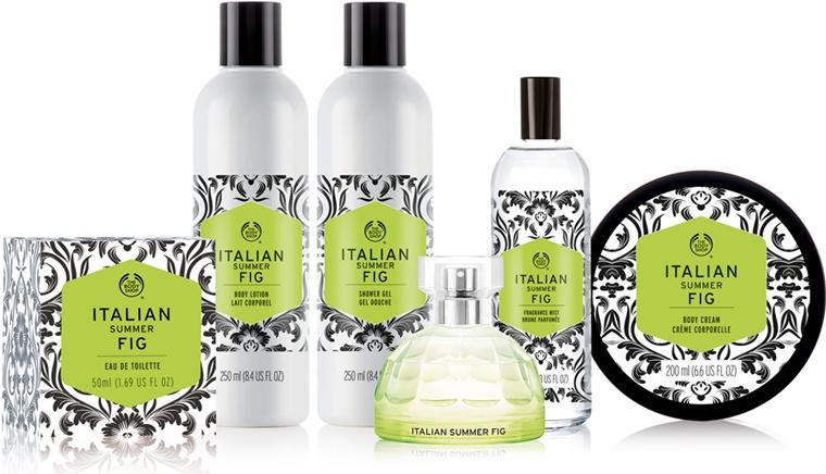 The Body Shop Italian Summer Fig 3 - Parfumnieuws | Adidas, Oriflame & The Body Shop