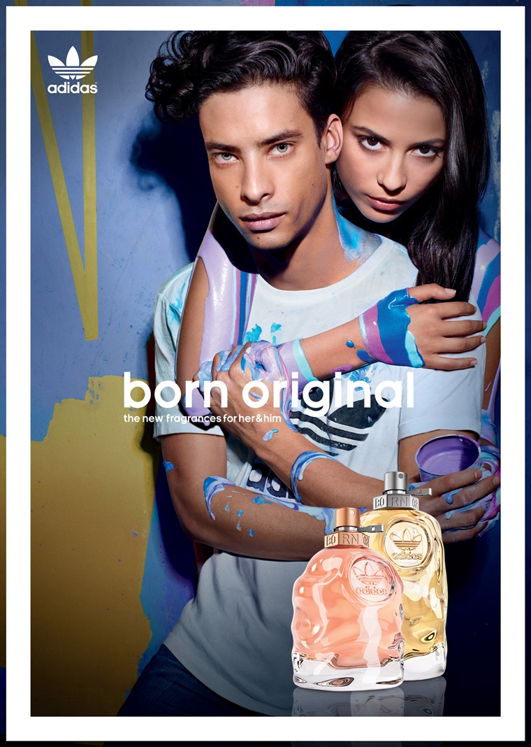 adidas born original 3 - Parfumnieuws | Adidas, Oriflame & The Body Shop