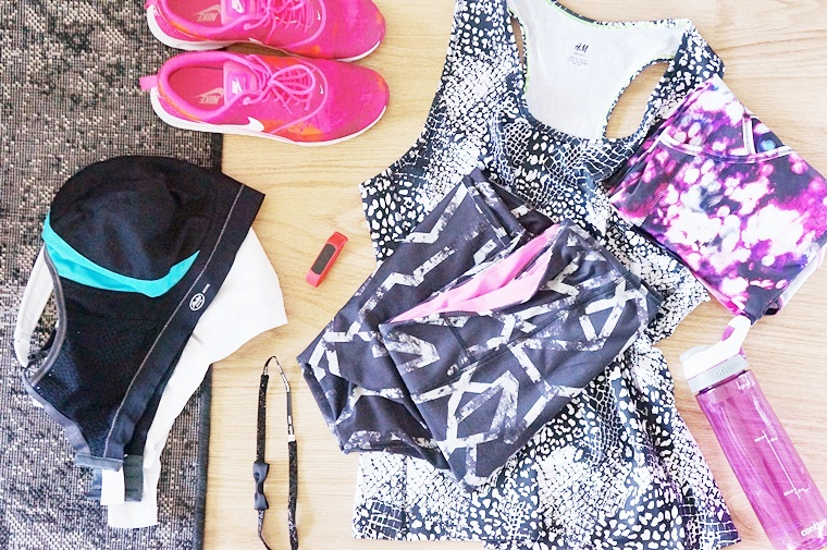 favoriete sport items 1 - Mijn top 5 | Sporty items