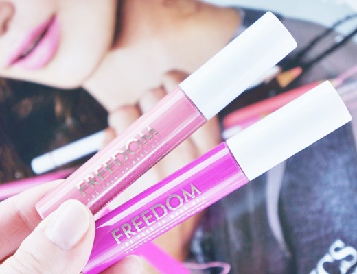 freedom makeup london pro melts lipgloss
