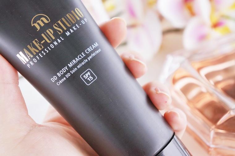 make up studio dd body miracle cream 3 - Make-Up Studio DD Cream (body contouring tip)