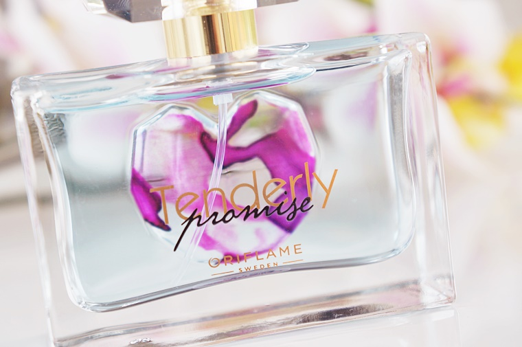 oriflame tenderly promise 2 - Parfumnieuws | Adidas, Oriflame & The Body Shop