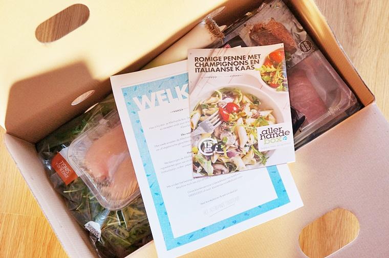 albert heijn ah allerhande box ervaring review 2 - De Allerhande Box maaltijdbox