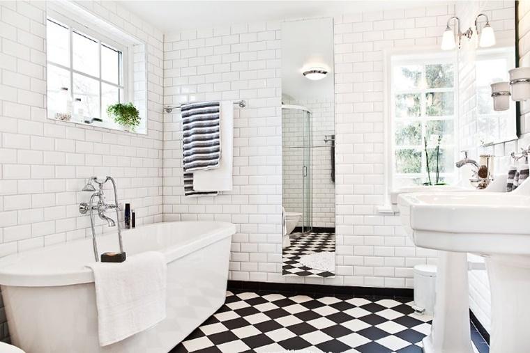 badkamer interieur inspiratie 18 - Interieur inspiratie en tips voor je badkamer