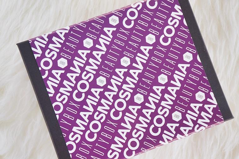 cosmania beautybox 2015 1 - Cosmania x Beautybox unboxing