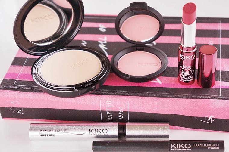 kiko milano make up shoplog review 2 - KIKO shoplog, reviews & look