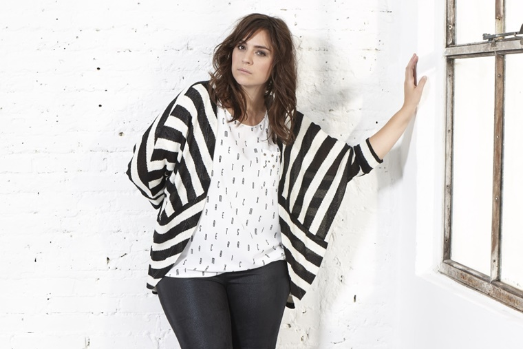 plussize news september 2015 6 - Plussize News | Adia, Ted & Muffy en Zizzi Black Label