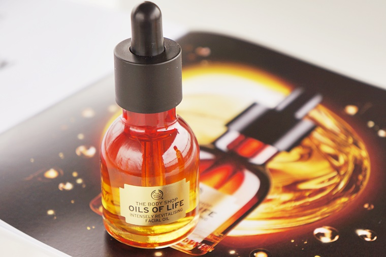 the body shop oils of life 6 - The Body Shop | Oils of Life