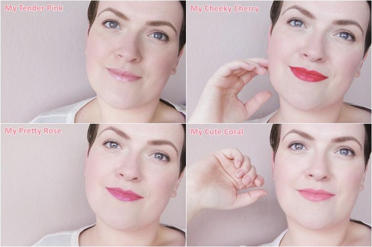miss sporty my bff lipstick 6 - Budget beautytip | Miss Sporty My BFF Lipstick