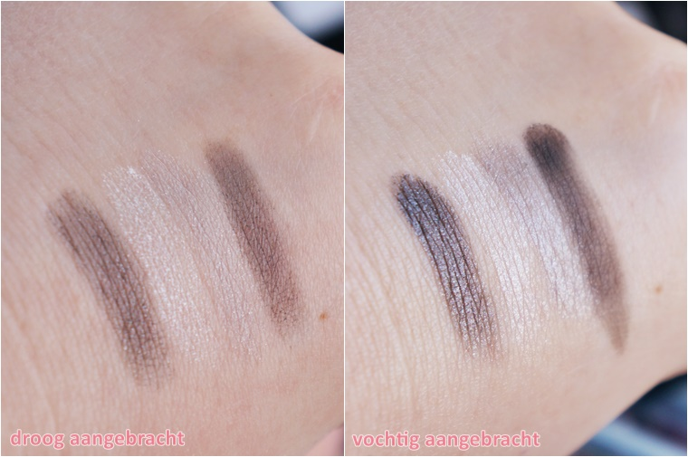 oriflame giordani gold eye shadow quads