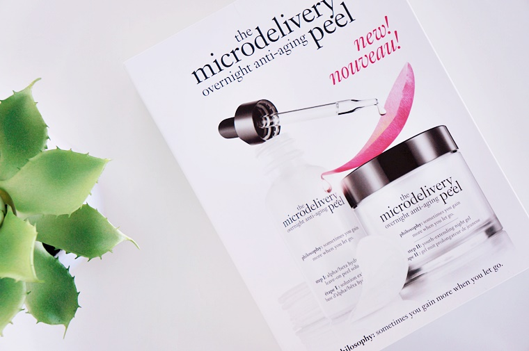 philosophy the microdelivery overnight anti-aging peel
