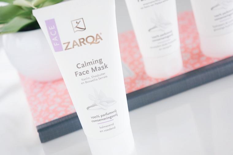 zarqa skincare 4 - Tip | Zarqa skincare voor de gevoelige huid