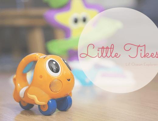 little tikes lil ocean explorers