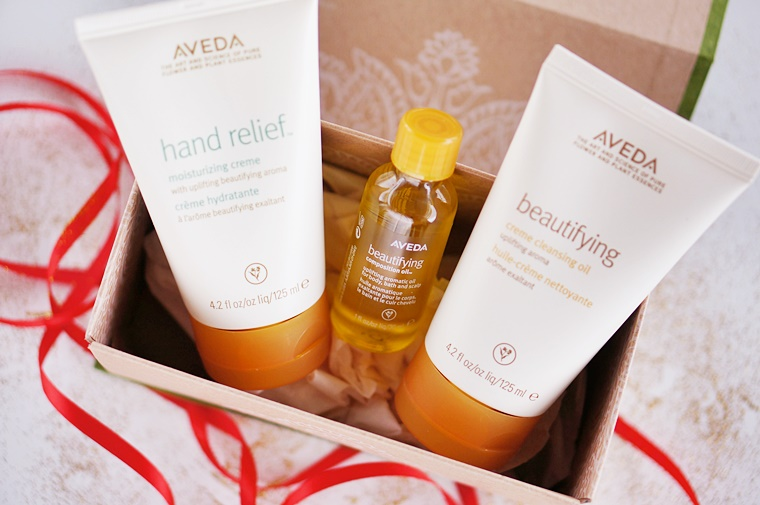 aveda uplifting moments gift 2 - Aveda uplifting moments gift ♥