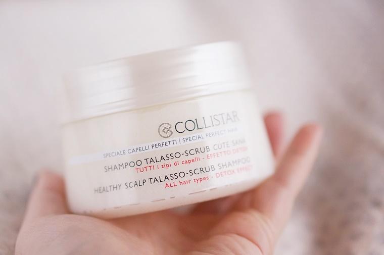 collistar shampoo thalasso scrub