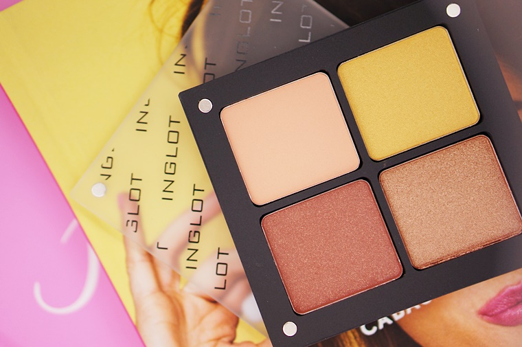 face of the day inglot fallproof 1 - Blogger / fotografie tip | Bresser fotobox