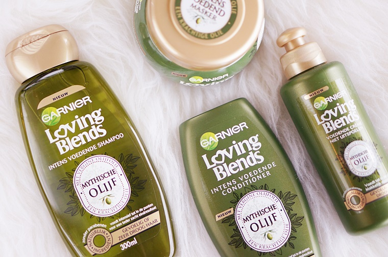 garnier loving blends