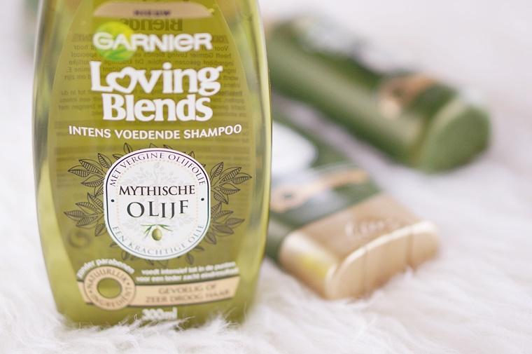 garnier loving blends 2 - Garnier loving blends | Mytische olijf