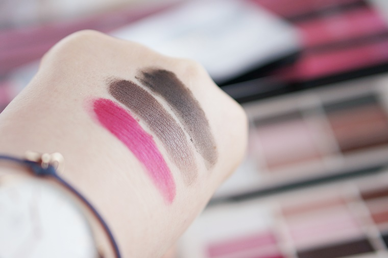 hm beauty twilight and rose palette 6 - H&M Beauty | Twilight and Rose palette