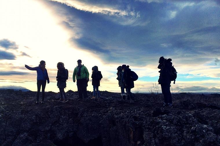 ijsland travel 2 1 - Travel report | IJsland #2 – Spookhuis, watervallen en het Noorderlicht