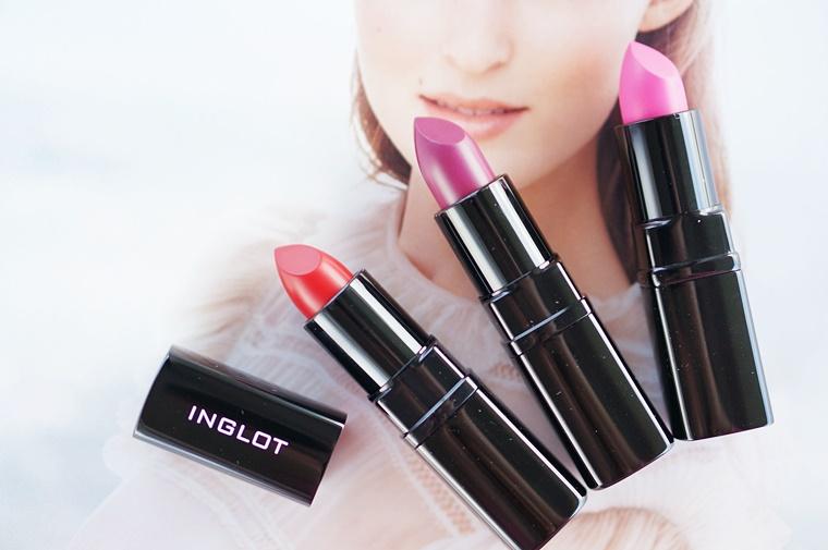 inglot matte lipstick 2 - Love it! | INGLOT matte lipstick