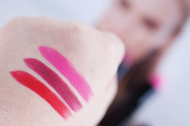 inglot matte lipstick 3 - Love it! | INGLOT matte lipstick