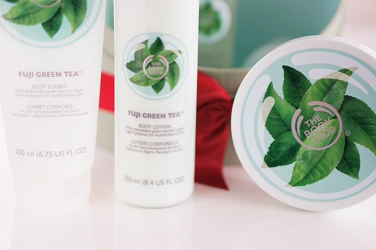 the body shop fuji green tea ultimate luxuries 5 - The Body Shop | Fuji Green Tea ultimate luxuries