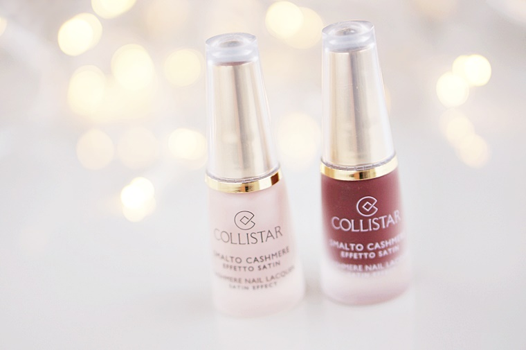 collistar satin effect nail lacquer 1 - Collistar satin effect nail lacquer