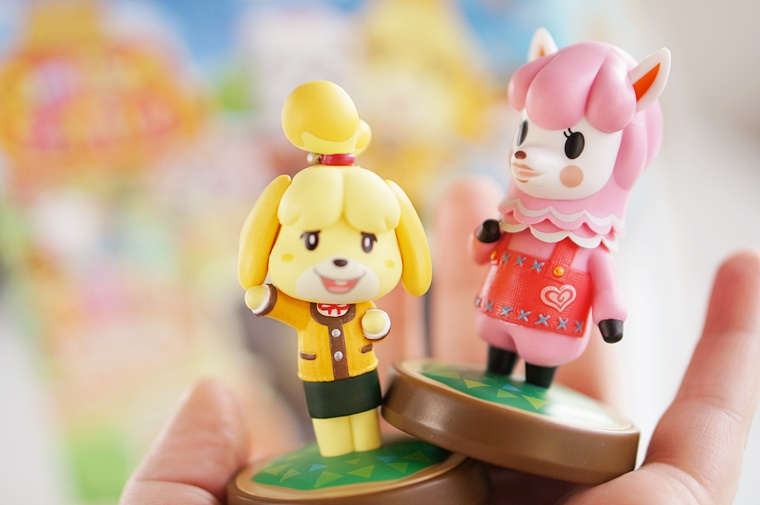 nintendo wii u animal crossing amiibo festival 1 - Animal Crossing amiibo Festival