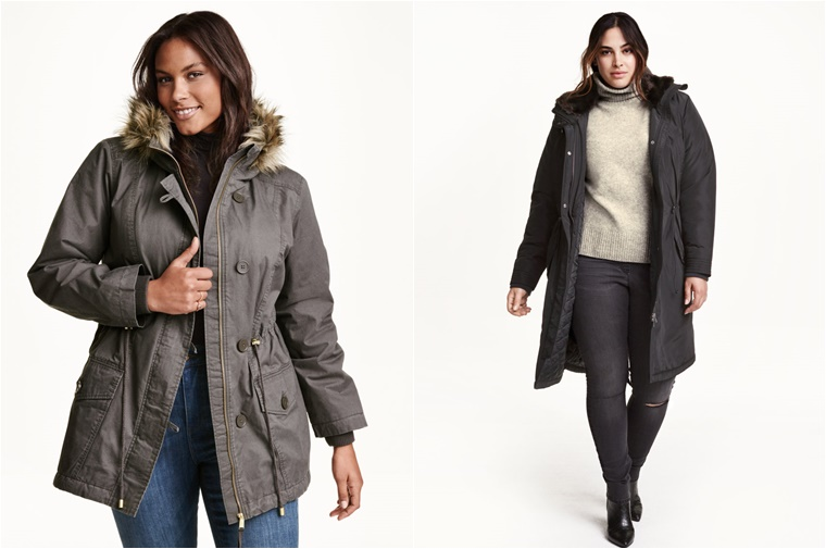 plussize winterjassen 3 - 17 x de leukste plussize winterjassen onder €50,-