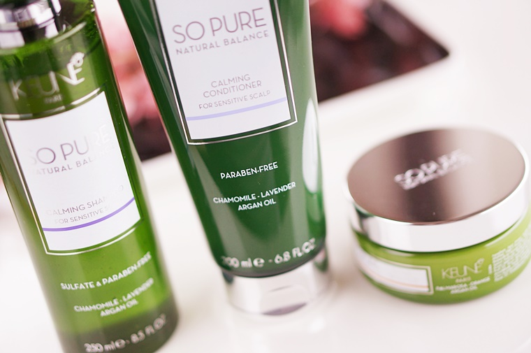 keune so pure 9 - Keune So Pure haarproducten