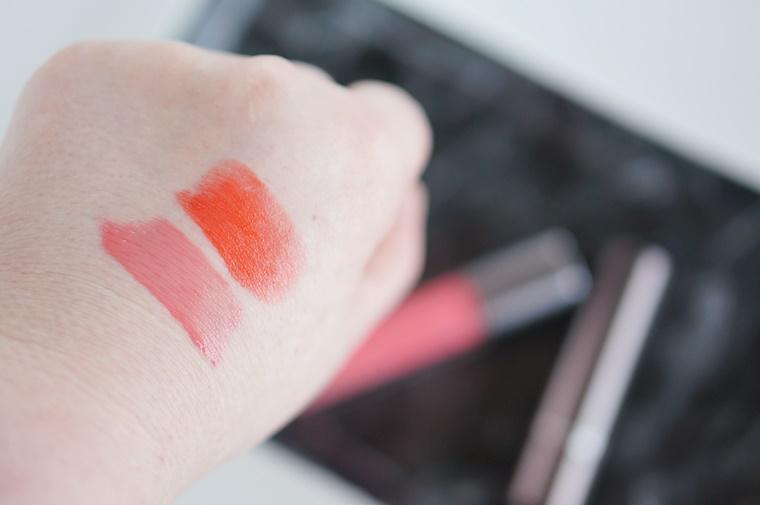 mac huggable lips 5 - MAC Huggable Lips & MAC Retro Matte