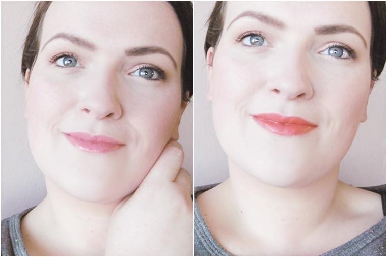 mac huggable lips 6 - MAC Huggable Lips & MAC Retro Matte