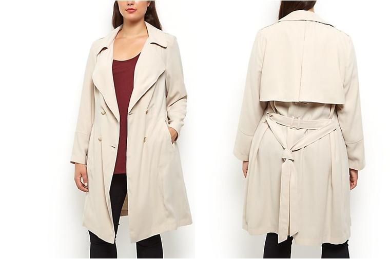 plussize trenchcoat 4 - Plussize Fashion | De leukste trenchcoats voor de lente