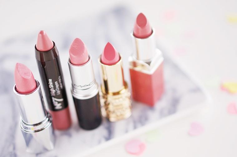 zachtroze lipsticks koele lichte huid 6 - 5 must have lipsticks voor een lichte huid